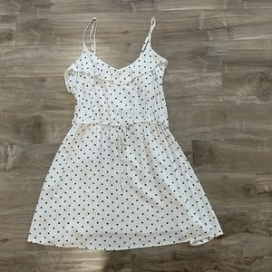 ❄️ 3/$25 Polka Dot Black and White Sundress